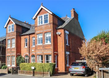 Thumbnail 5 bed semi-detached house for sale in Shakespeare Road, Harpenden, Herts