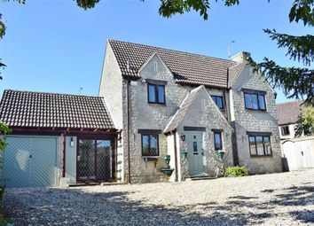 Thumbnail 4 bed detached house for sale in Hill Hayes Lane, Hullavington, Chippenham, Wiltshire