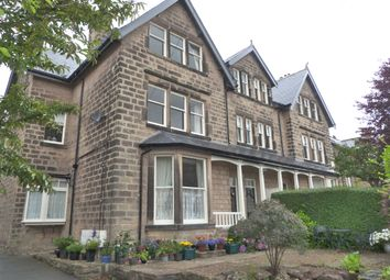 Thumbnail 3 bed flat to rent in 13 Harlow Oval, Harrogate