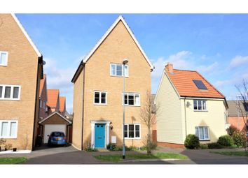 Thumbnail 4 bed detached house for sale in Jackdaw Drive, Stanway, Colchester