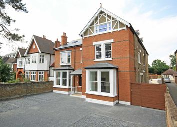 Thumbnail 2 bed flat to rent in Montpelier Avenue, London