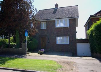 3 bed detached house for sale in Old Park View, Enfield EN2