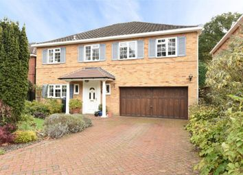 Thumbnail 4 bed detached house for sale in Firlands, Weybridge, Surrey