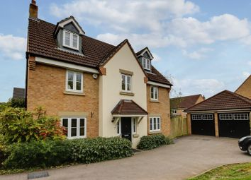 Thumbnail 5 bed detached house for sale in Priory Grove, Langstone, Newport