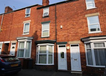 3 bed terraced house for sale in Cromwell Street, Lincoln LN2