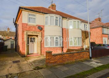 3 bed semi-detached house for sale in Kent Road, West Town, Peterborough PE3