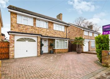 Thumbnail 4 bed detached house for sale in Bedford Road, Wootton