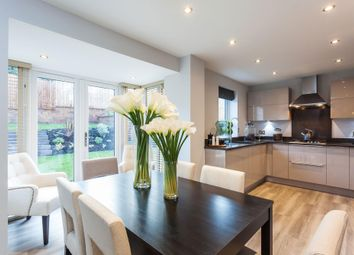 """Thumbnail 4 bed detached house for sale in """"Tetbury"""" at Lime Pit Lane, Cannock"""