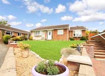 Thumbnail 3 bed bungalow for sale in Parsons Drive, Ellington, Huntingdon, Cambridgeshire