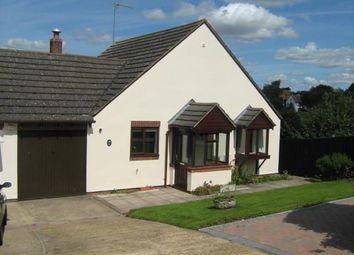 Thumbnail 2 bed bungalow to rent in Gorrell Close, Tingewick, Buckingham