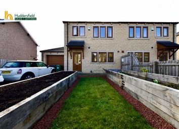 Thumbnail 3 bed semi-detached house for sale in Yew Tree Road, Huddersfield