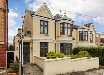 Thumbnail 1 bed flat for sale in Flat, 42 Canonbie Road, London