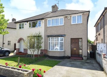 Thumbnail 3 bed semi-detached house for sale in Dickens Avenue, Hillingdon, Middlesex