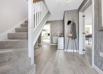 "Thumbnail 4 bed detached house for sale in ""Layton"" at Ashford Road, Faversham"