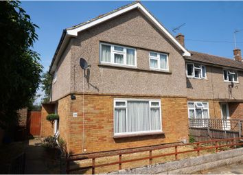 Thumbnail 3 bed end terrace house for sale in Warren Wood Road, Rochester
