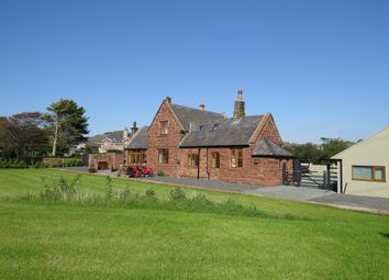 Thumbnail 4 bed detached house for sale in Station House, Station Crescent, Beckermet, Cumbria