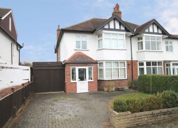 Thumbnail 4 bedroom semi-detached house for sale in Shanklin Avenue, South Knighton, Leicester