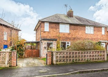 Thumbnail 3 bed semi-detached house to rent in Windsor Drive, Broughton, Chester