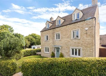 Thumbnail 5 bed detached house for sale in The Wern, Lechlade, Gloucestershire