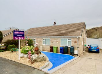 Thumbnail 2 bedroom semi-detached bungalow for sale in Ffordd Pentre Mynach, Barmouth