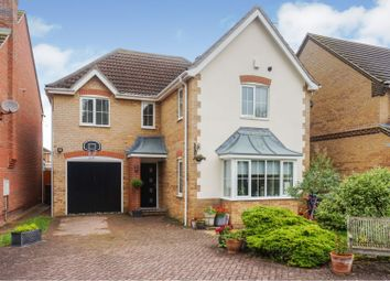 Thumbnail 4 bed detached house for sale in The Pastures, Welton, Lincoln