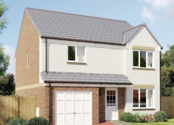 "Thumbnail 4 bed detached house for sale in ""The Balerno"" at Lochview Terrace, Gartcosh, Glasgow"