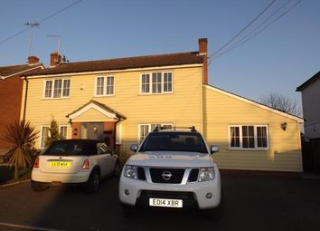 Thumbnail 5 bed detached house for sale in West Mersea, Colchester, Essex