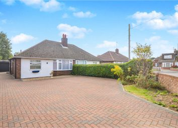 Thumbnail 2 bed semi-detached bungalow for sale in Lime Close, Flitwick