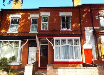 Thumbnail 3 bedroom terraced house for sale in Gladys Road, Birmingham, West Midlands