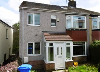 Thumbnail 3 bedroom semi-detached house for sale in Hollinsend Avenue, Sheffield