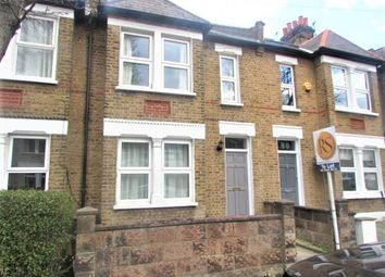 Thumbnail 3 bed terraced house to rent in Bronson Road, Raynes Park, London
