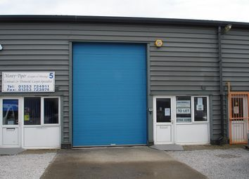 Thumbnail Light industrial to let in Northfield Road Business Park, Ely, Cambridgeshire