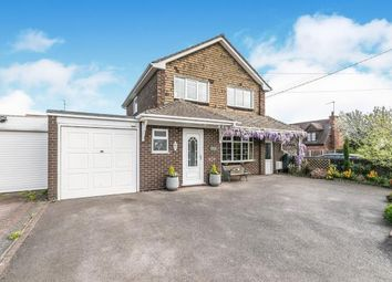 Thumbnail 3 bed link-detached house for sale in Woodleigh, Drakes Broughton, Pershore, Worcestershire