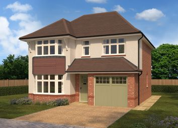 Thumbnail 4 bed detached house for sale in The Brambles, Ongar Road, Dunmow, Essex