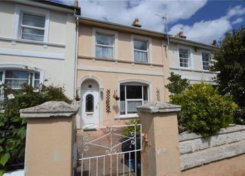 Thumbnail 4 bed terraced house for sale in Western Road, St Marychurch, Torquay, Devon