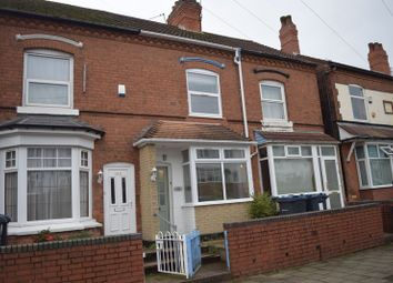 Thumbnail 2 bedroom terraced house to rent in Milner Road, Selly Oak, Birmingham