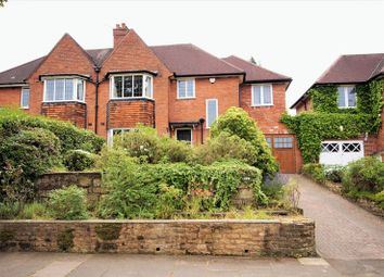 Thumbnail 5 bed semi-detached house for sale in 354 Heath Road South, Birmingham