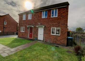 Thumbnail 3 bed semi-detached house for sale in Croft Close, Greencroft, Stanley
