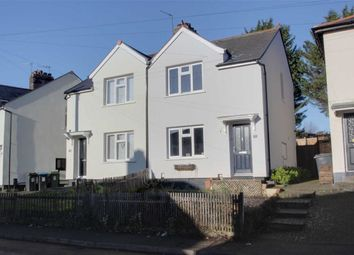 Thumbnail 2 bed semi-detached house for sale in St Pauls Road, Old Town Borders, Hertfordshire
