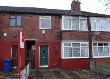 Thumbnail 3 bed terraced house for sale in Lostock Avenue, Warrington, Cheshire