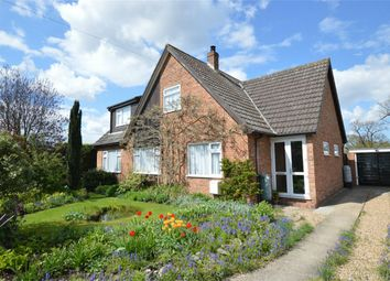 Thumbnail 5 bed detached house for sale in Harker Way, Blofield Heath, Norwich