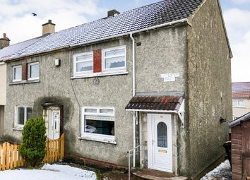 Thumbnail 2 bed end terrace house for sale in Livingston Drive, Plains, Airdrie