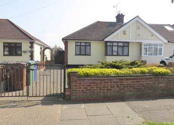 Thumbnail 2 bed semi-detached bungalow for sale in Chestnut Avenue, Grays