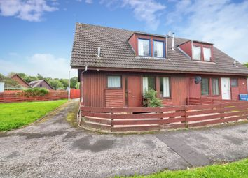 Thumbnail 3 bed semi-detached house for sale in Kembhill Park, Kemnay, Inverurie