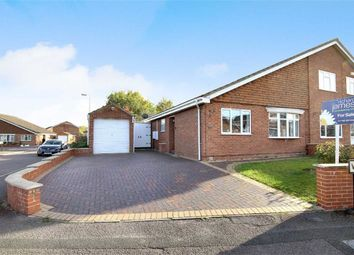 Thumbnail 2 bed semi-detached bungalow for sale in Wynndale Close, Stratton, Swindon