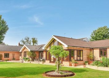 Thumbnail 5 bed detached bungalow for sale in Loughborough Road, Ruddington, Nottingham