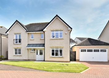 Thumbnail 5 bed detached house for sale in Eagle Avenue, Auchterarder, Perthshire
