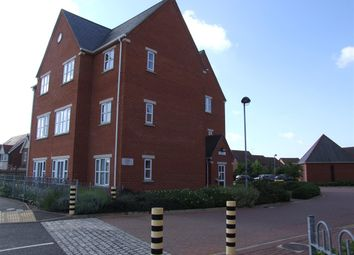 Thumbnail 2 bed flat to rent in Wilkes Court, Hartree Way, Ipswich