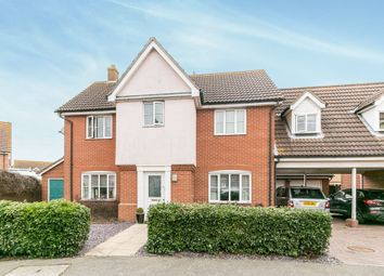 Thumbnail 5 bedroom link-detached house for sale in Artillery Drive, Dovercourt, Harwich