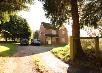 Thumbnail 3 bed detached house for sale in West Tytherley, Salisbury, Wiltshire